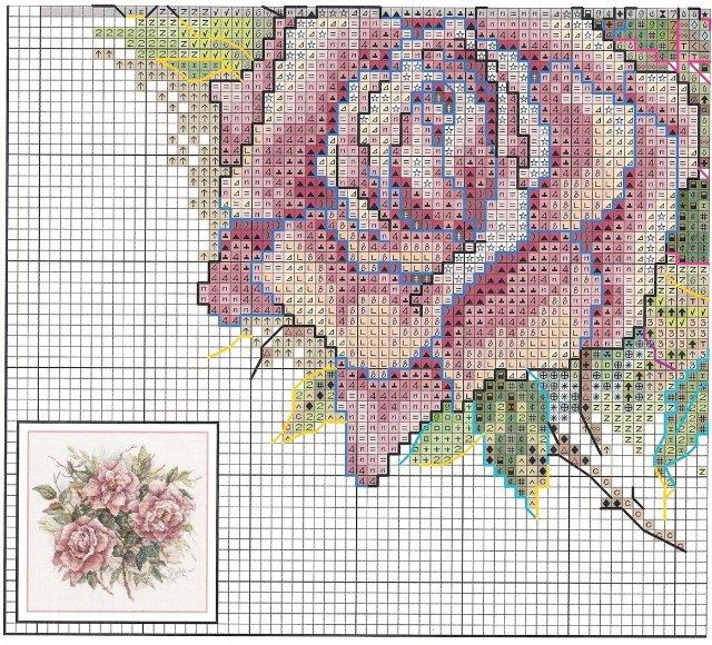 схема вышивки для подушки (2) (640x580, 171Kb)