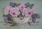 Превью china bowl with roses and lilacs close (560x391, 57Kb)