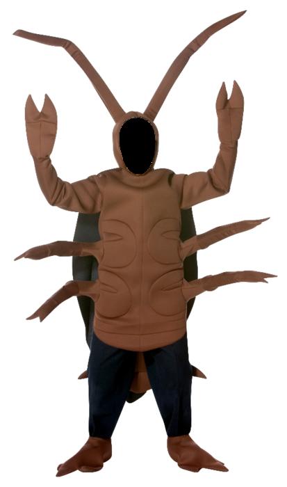 Костюм жучка своими руками