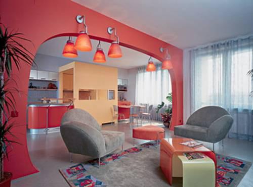 Популярные дизайны квартир