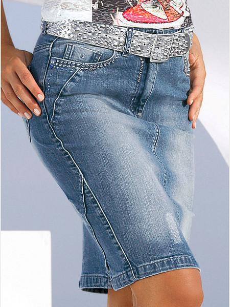 Сарафан из джинс своими руками