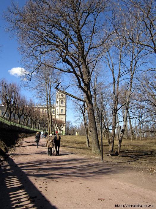 Парк при Большом Гатчинском Дворце (2) (525x700, 444Kb)