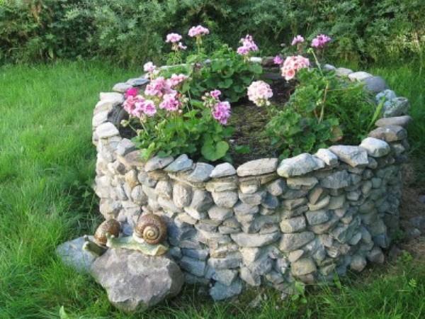Идеи для сада своими руками - Поделки, делаем самостоятельно