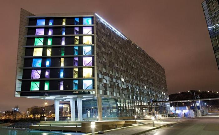 Gothenburg Radisson Blu Riverside Hotel Гетеборг Швеция (700x433, 50Kb)