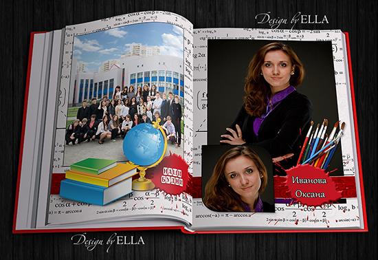 8-Printing photo book for graduates - Formulas (550x378, 246Kb)