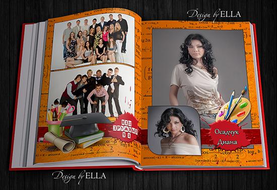 10-Printing photo book for graduates - Formulas (550x378, 273Kb)