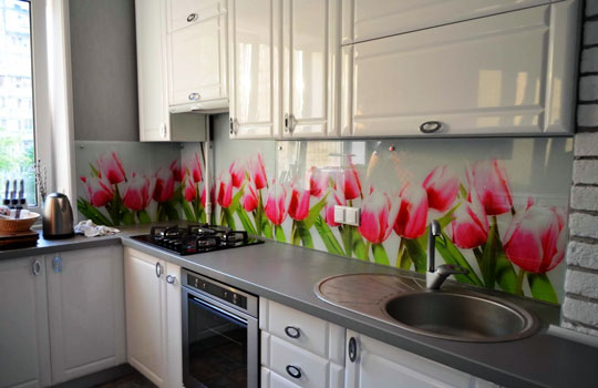 Стеновая панель на кухню сделать своими руками