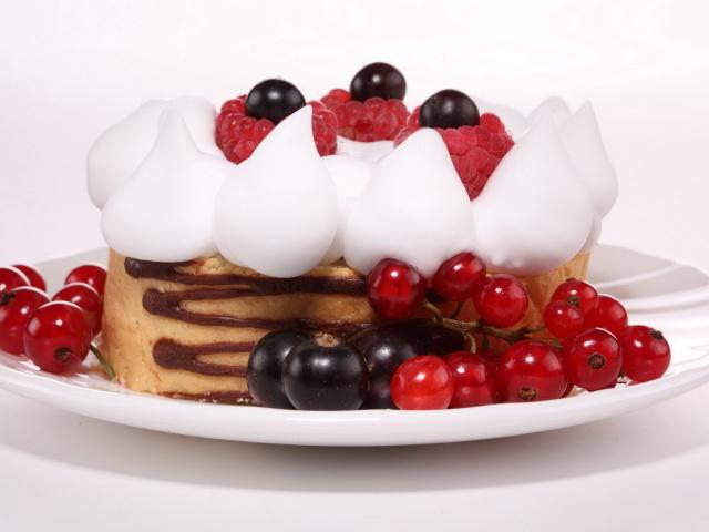 Фото в тортиках и пирожных в фотоальбоме