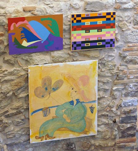 Наверху две работы Антониони Микелажело,внизу Тонино Гуэрра (447x490, 369Kb)