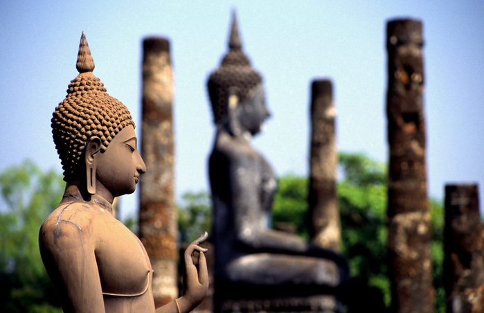 буддизм на здоровье