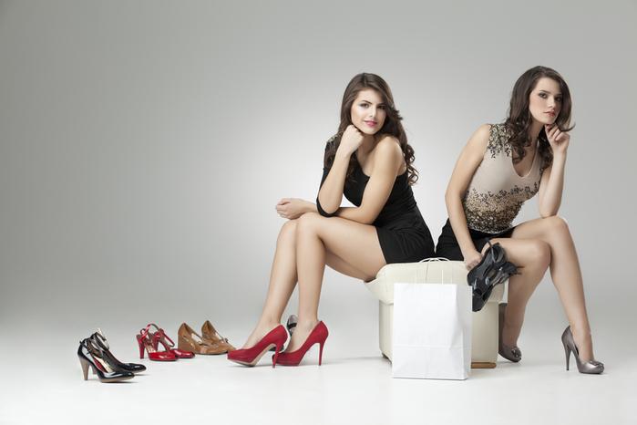 Реклама обувь зима картинки