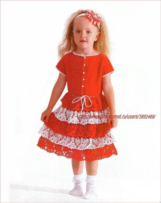 красное платье (556x700, 174Kb)