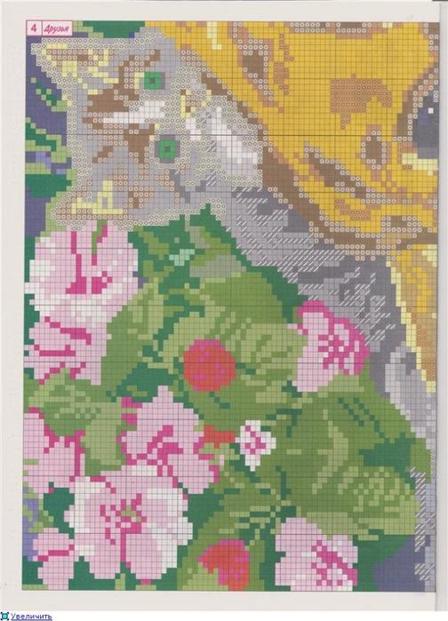 вышивка. схемы (11) (504x700, 270Kb)