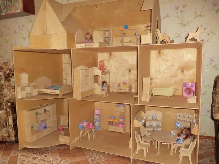 Идеи для домика барби