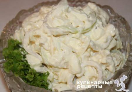 Салат с кальмарами Бенефис (1) (450x316, 38Kb)
