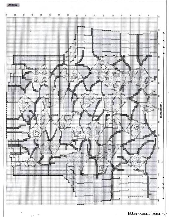 Вязание. Кофточка - Элегантный сюрприз (2) (544x700, 334Kb)