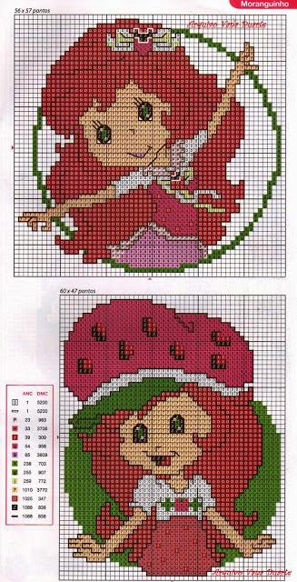 Схемы детской вышивки. Девочки (8) (327x640, 126Kb)