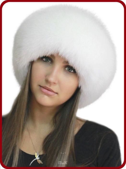 Зимние шапки из меха своими руками
