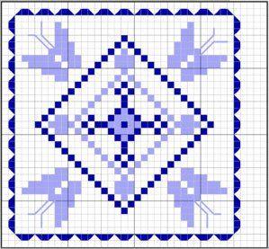 Бискорню. Схемы вышивки (8) (299x277, 27Kb)