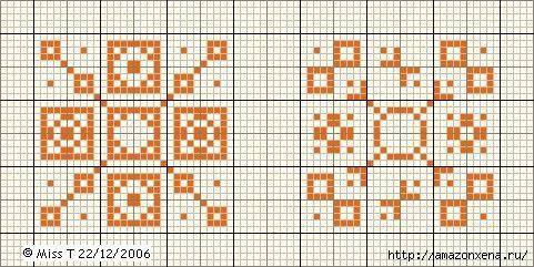Бискорню. Схемы вышивки (11) (481x241, 125Kb)