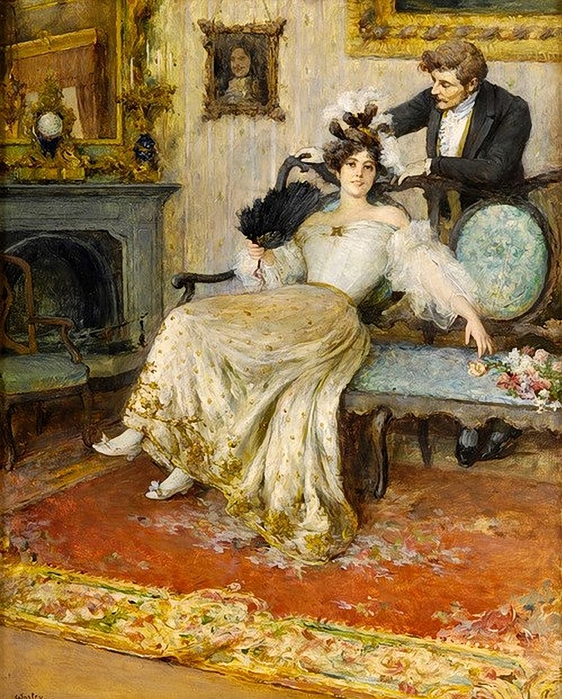 The Suitor - Carlo Wostry (562x700, 392Kb)
