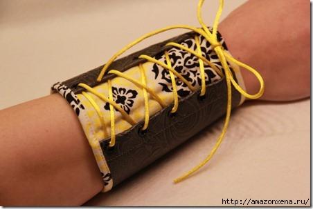 кожаный браслет со шнуровкой (16) (452x303, 75Kb)