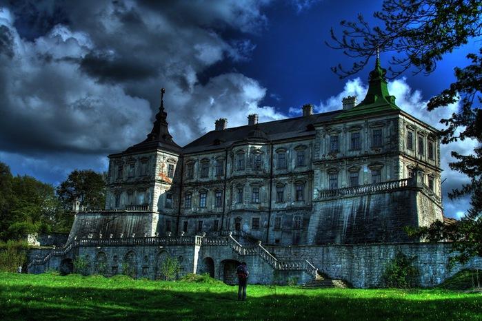 Подгорецкий замок, Украина1 (700x466, 137Kb)
