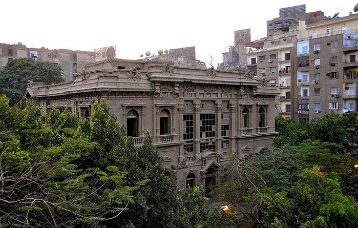 Дворец принца Саида-Хасима, Каир, Египет1 (700x445, 145Kb)