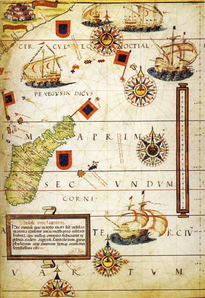 posterlux-karti_morei_i_okeanov_legendarnie_moreplavateli-clio_team_1519_lopo_homem_l_atlas_miller_madagascar_parchemin_415x590_mm_pbn (414x600, 67Kb)