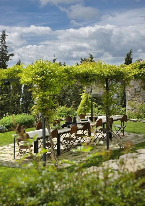 средневековый отель в италии фото 3 (494x700, 302Kb)