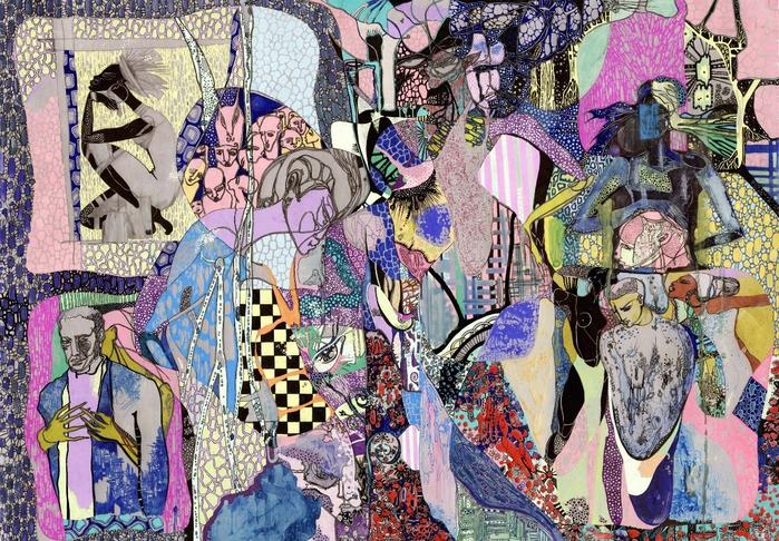картины художницы Сони Сухарян 15 (700x486, 401Kb)