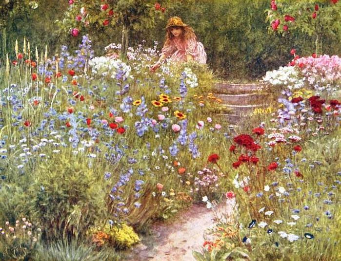 Создать красоту в саду