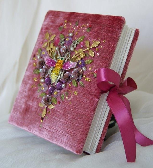 Как сделать обложку книги своими руками