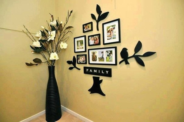 Family wall decor