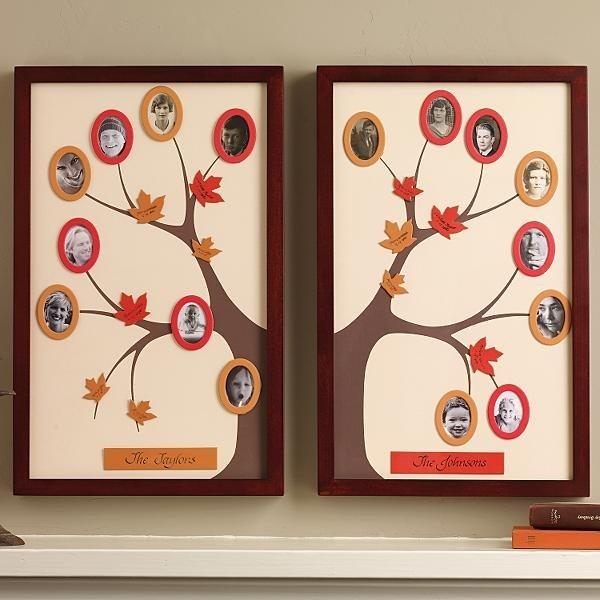 Картины семьи своими руками