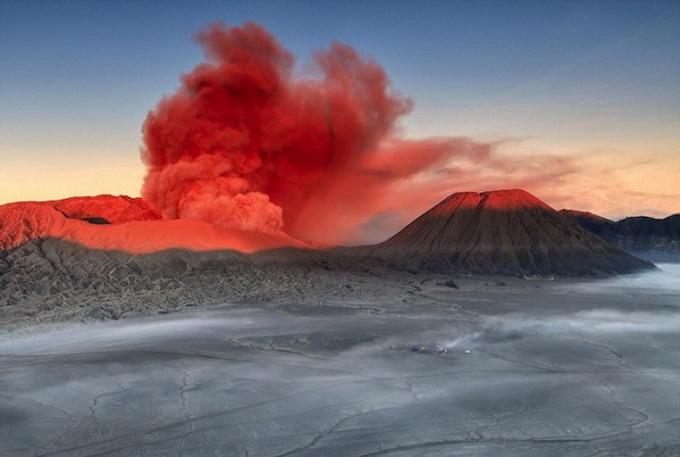 вулкан бромо индонезия фото 5 (680x457, 79Kb)