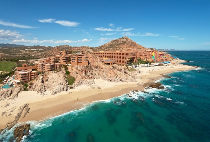 мексиканский курорт Cabo San Lucas фото 1 (700x475, 81Kb)