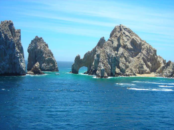 скала Эль Арко мексика фото 3 (700x525, 52Kb)