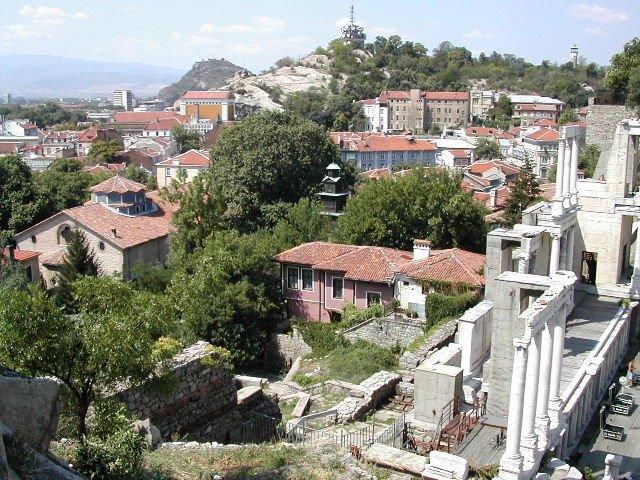 римский форум пловдив болгария фото 5 (640x480, 111Kb)
