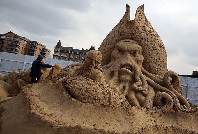 песчаные скульптуры фото 4 (680x460, 69Kb)