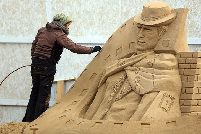 песчаные скульптуры фото 6 (680x454, 66Kb)