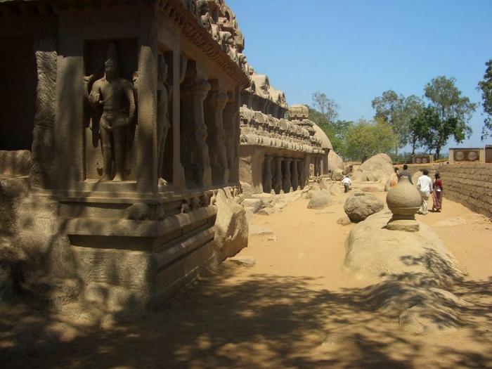 Махабалипурам индия фото (700x525, 250Kb)