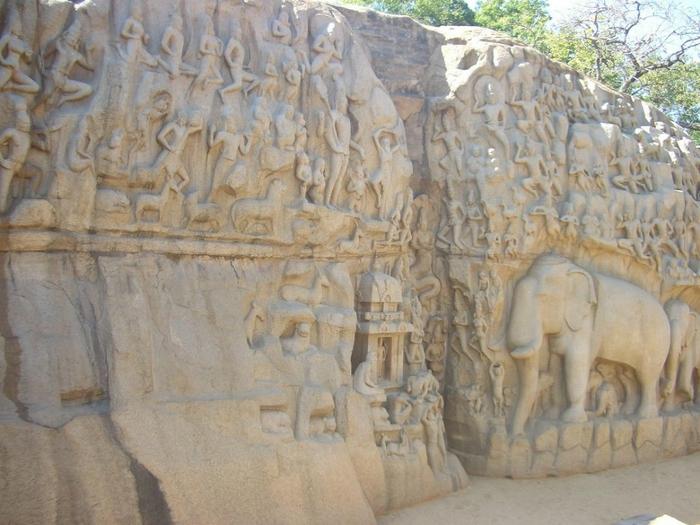 Махабалипурам индия фото 8 (700x525, 278Kb)