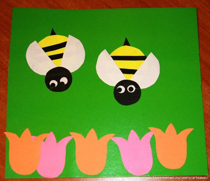 Поделки на тему пчела