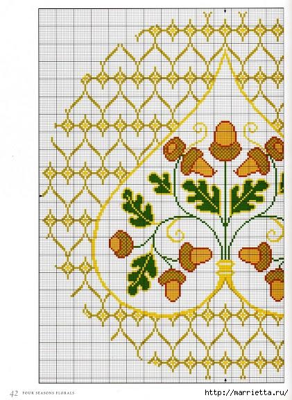 вышивка круглых подушек для дивана (8) (421x576, 248Kb)