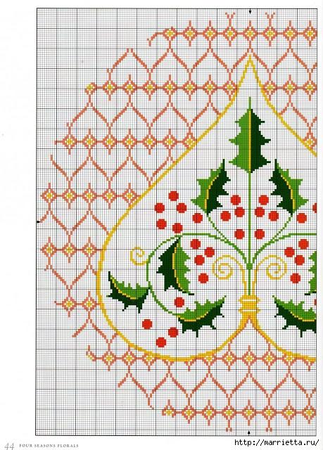 вышивка круглых подушек для дивана (10) (459x640, 300Kb)