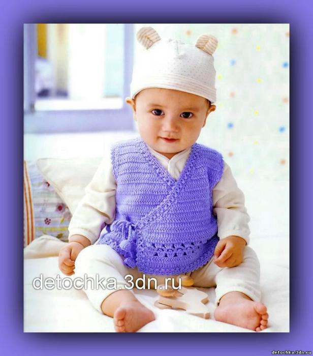 Все о вязании на сайте petelki.com.  Бесплатные модели и схемы вязания крючком и спицами для женщин, мужчин и детей.