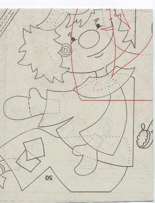 украшаем окна в детской (41) (534x700, 123Kb)