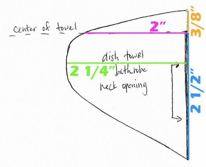 шьем халатик для малыша (6) (700x567, 33Kb)