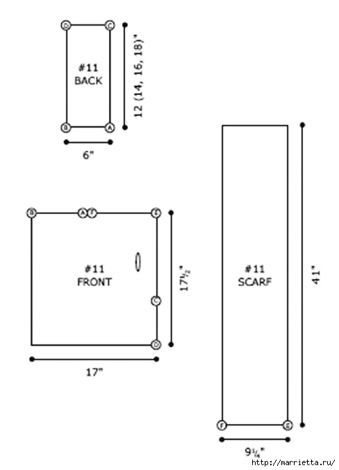 вязаный жилет (2) (488x677, 39Kb)